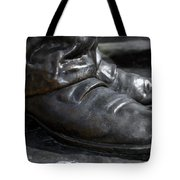 Big Shoes To Fill Tote Bag