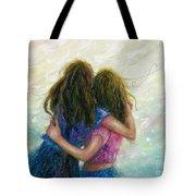 Big Sister Hug Tote Bag