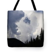 Big Sky Big Weather Tote Bag