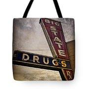 Big State Drugs Irving Tote Bag