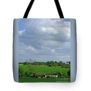 Big Suffolk Sky Tote Bag