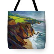 Big Sur 1 Tote Bag