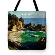 Big Sur Tote Bag by Benjamin Yeager