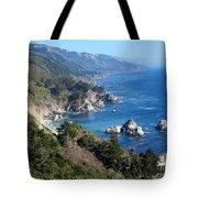 Big Sur Coast Ca Tote Bag