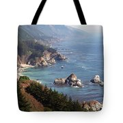 Big Sur Tote Bag