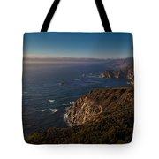 Big Sur Headlands Tote Bag
