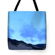 Big Sur Sky Tote Bag
