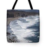 Big Sur Surf Tote Bag