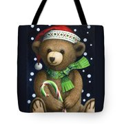 Big Teddy Tote Bag