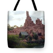 Big Thunder Mountain Tote Bag