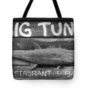 Big Tuna Tote Bag