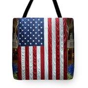 Big Usa Flag 2 Tote Bag