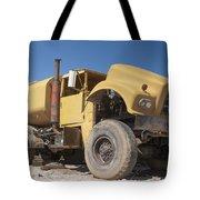 Big Wheels Not Rollin Water Truck Tote Bag