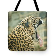 Big Yawn Tote Bag