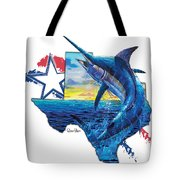 Bigger In Texas Tote Bag