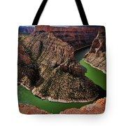 Bighorn Canyon Tote Bag