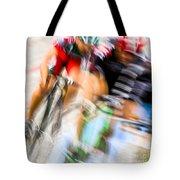 Bike Race I Tote Bag