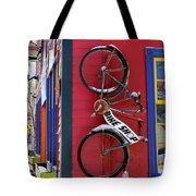 Bike Shop Tote Bag