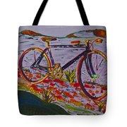 Bike Study Tote Bag