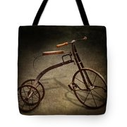 Bike - The Tricycle  Tote Bag