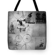 Bikezz Tote Bag