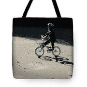 Bikin' Tote Bag