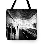 Bilbao Train Station Tote Bag