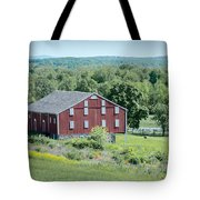 Bilgerville Road Farm  7d02271 Tote Bag
