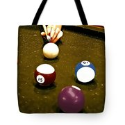 Billiards Art - Your Break -art 8 Tote Bag