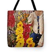 Billies Garden Tote Bag