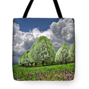 Billows Tote Bag