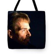 Billy Bob Thornton @ Fargo Tv Series Tote Bag