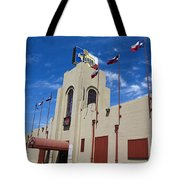 Billy Bobs County Music Hall Fort Worth Texas Tote Bag