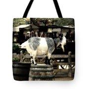 Billy Goat Big Thunder Ranch Frontierland Disneyland Tote Bag