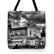 Billy's Restaurant And Walt's Diner - Old Forge New York Tote Bag