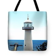 Biloxi Lighthouse 4 Tote Bag