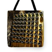 Biltmore Estate Wine Cellar -stored Wine Bottles Tote Bag