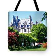 Biltmore House And Gardens Tote Bag