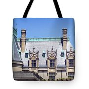 Biltmore House Roof Tote Bag