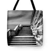 Biltmore Stairs Asheville Nc Tote Bag