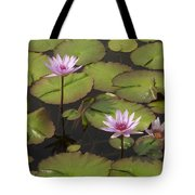 Biltmore Water Lillies Tote Bag