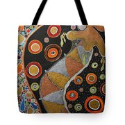 Biological Rhythms.. Tote Bag