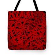 Biomorphic Shadows Tote Bag