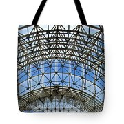 Biosphere2 - Arched Stucture Tote Bag