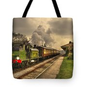 Birch Grove At Horsted Keynes  Tote Bag