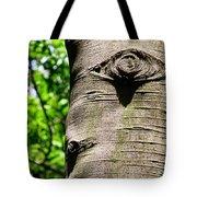 Birch Man Tote Bag