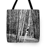 Birch Sentinels Tote Bag
