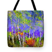 Birchtrees 56412 Tote Bag