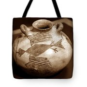 Bird Canteen Tote Bag