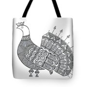 Bird Dove Tote Bag by MGL Meiklejohn Graphics Licensing